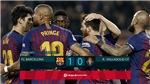 VIDEO Barcelona 1-0 Real Valladolid: Lại là người hùng Leo Messi