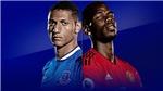 Everton vs MU (19h30, 21/4): Chiến thắng là điều bắt buộc