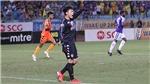 CHÙM ẢNH: Thủ môn Bùi Tiến Dũng ra mắt Hà Nội FC không như mong đợi