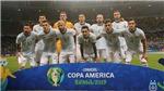 TRỰC TIẾP bóng đá Argentina đấu với Paraguay (07h30, 20/6)