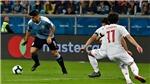 [TRỰC TIẾP BÓNG ĐÁ] Uruguay 1-1 Nhật Bản: Luis Suarez gỡ hòa trên chấm phạt đền (H2)