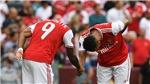 TRỰC TIẾP BÓNG ĐÁ: Real Madrid vs Arsenal(06h ngày 24/7)