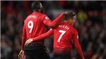 Romelu Lukaku: 'Cứ MU đá kém, là người ta chỉ trích Pogba, Sanchez, và tôi'