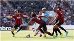 Bournemouth 1-3 Man City: Aguero lập cú đúp, Man City áp sát Liverpool