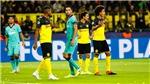 Kết quả Cúp C1 sáng nay: Liverpool thua sốc, Barca bị cầm chân. Barkley và Reus là 'tội đồ'