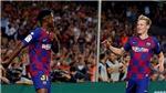 Trực tiếp bóng đá: Granada vs Barcelona (02h00, 22/9). Xem trực tiếp Bóng đá TV