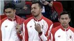 VĐV bóng chuyền Indonesia gây sốc vì hành động ăn mừng phản cảm
