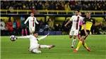 Dortmund 2-1 PSG: Erling Haaland lập cú đúp, làm lu mờ Neymar