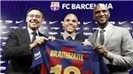 Barca: Chủ tịch Bartomeu áy náy vì chiêu mộ Braithwaite của Laganes