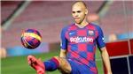 Barca: Xem màn tâng bóng thảm họa của Braithwaite trong ngày ra mắt