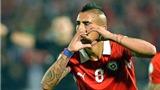 Arturo Vidal: Sức mạnh từ sự toàn năng