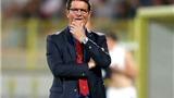 Fabio Capello: Đã đến lúc quên đi quá khứ
