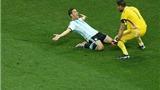 Argentina 0-0 Hà Lan (pen 4-2): Cản phá 2 quả 11m, Romero đưa Argentina vào chung kết