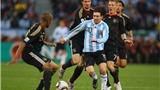 HLV Lê Thuỵ Hải: 'Đức không dễ ăn Argentina'