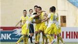 Vòng 9 giải hạng nhất quốc gia: Hà Nội vững ngôi đầu
