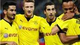 Dortmund 4 - 0 FK Qabala: Marco Reus, Aubameyang... 'tàn sát' đội tí hon