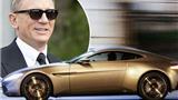 VHTC 19/11: Triển lãm bộ sưu tập xế hộp của điệp viên James Bond