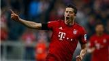 Lewandowski: 'Không thể so sánh được Messi và Ronaldo'