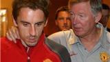 Sir Alex Ferguson ủng hộ Gary Neville dẫn dắt Valencia