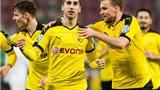 Stuttgart 1-3 Dortmund: Nhẹ nhàng đi tiếp
