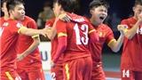 Kỳ tích dự World Cup của futsal Việt Nam