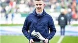 Sau cảm hứng Marcus Rashford, Man United săn siêu tiền đạo 17 tuổi của Bremen