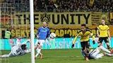 VIDEO Darmstadt 0-2 Dortmund: Thu hẹp khoảng cách
