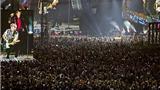 Cuba rung chuyển bởi nửa triệu khán giả trong đêm diễn của Rolling Stones