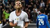 Đức 4-1 Italy: Đức thắng trận đậm thứ hai trong lịch sử trước Italy