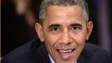 Tổng thống Obama kêu gọi bầu cử qua show 'American Idol' vĩnh biệt