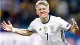 Sau đúng 20 năm, Đức mới có 1 cầu thủ dự bị ghi bàn ở một kì EURO