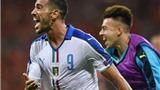 Xem lại pha phản công như SÁCH GIÁO KHOA của Italy trước Bỉ