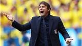HLV Conte hết lời ca ngợi học trò sau chiến thắng khó khăn trước Thụy Điển