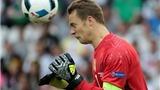 Chuẩn bị gặp Italy, thủ thành Manuel Neuer tập... đánh đầu