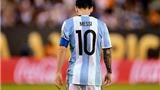 Messi chia tay đội tuyển Argentina: Tango giãy giụa trong đau đớn