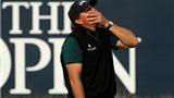Phil Mickelson suýt khóc vì bỏ lỡ cơ hội làm nên lịch sử tại British Open 2016