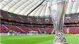 Man United nín thở đợi kết quả bốc thăm Europa League
