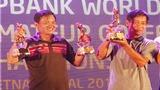 70 VĐV tranh tài VCK Golf thế giới TPBank 2016