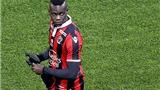 Balotelli lần đầu đá hỏng phạt đền ở Ligue 1, Nice vẫn giữ ngôi đầu bảng