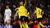 Real Madrid 2-2 Dortmund: Benzema tỏa sáng nhưng Real vẫn xếp nhì bảng