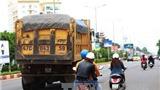 Từ hôm nay, phạt nặng xe chở quá tải, không chính chủ