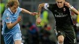 Lazio 1-1 Milan: Suso ghi bàn khéo như Messi, giải cứu Rossoneri