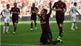 AC Milan bất ngờ thắng lớn trong ngày Inter thua sốc