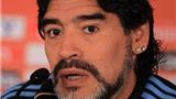 """Maradona chính thức bị """"bay"""" khỏi ghế HLV trưởng ĐT Argentina"""