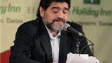 """Phía sau chuyện Maradona than thở bị """"phản bội"""""""