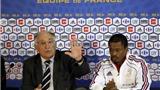 ĐT Pháp: Evra chỉ trích Domenech và Thuram