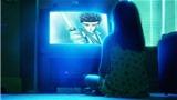Không nên cho trẻ xem tivi trước khi ngủ