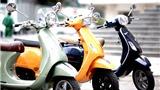 Sự trở lại của thương hiệu Vespa tại  TPHCM