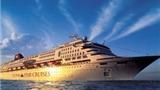 Hàng loạt chuyến tàu du lịch quốc tế đến Hạ Long