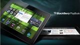 PlayBook khiến RIM trượt mục tiêu về doanh thu